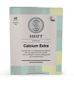Bilde av SHIFT Calcium Extra 60 tabletter
