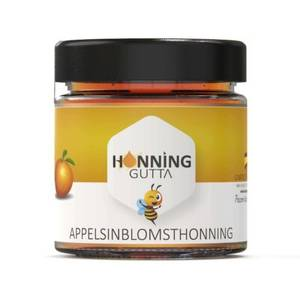Bilde av HonningGutta Appelsinblomsthonning 250g