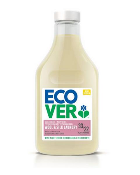 Ecover Vaskemiddel ull og finvask 1 liter
