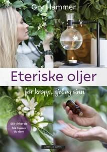 Bilde av BOK Eteriske oljer for kropp, sjel og sinn