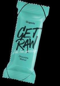 Bilde av Get Raw Organic Bar Chocolate & Walnut