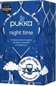 Bilde av Pukka Night Time Tea 20 poser