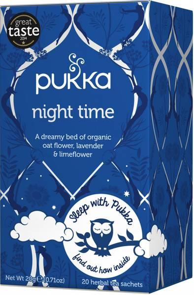 Pukka Night Time Tea 20 poser