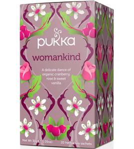 Bilde av Pukka Womankind Tea 20 poser