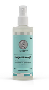 Bilde av SHIFT Magnesium olje sprayflaske 200 ml