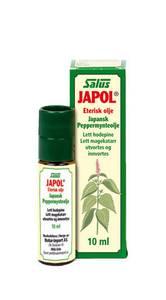 Bilde av Salus JAPOL Japansk peppermynteolje 10 ml