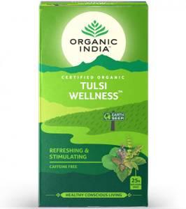 Bilde av Organic India Tulsi Wellness Tea 25 poser