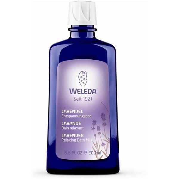 Weleda Lavendel Beroligende Bad 200 ml