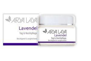 Bilde av ARYA LAYA Lavendel Dag og nattkrem 50 ml