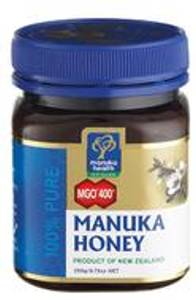 Bilde av Manuka Health Manuka honning MGO400+