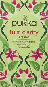 Bilde av Pukka Tulsi Clarity Tea 20 poser
