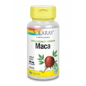 Bilde av Solaray Maca 500 mg 100 kapsler