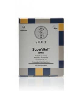 Bilde av SHIFT SuperVital MANN 30 tabletter
