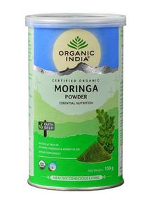 Bilde av Organic India Moringa pulver 100g